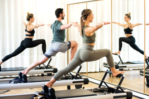 Advanced Reformer Pilates